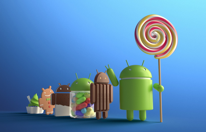 What´s new with Lollipop?!